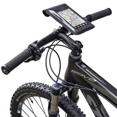 Cómo llevar el móvil en la bici de forma segura y cómoda
