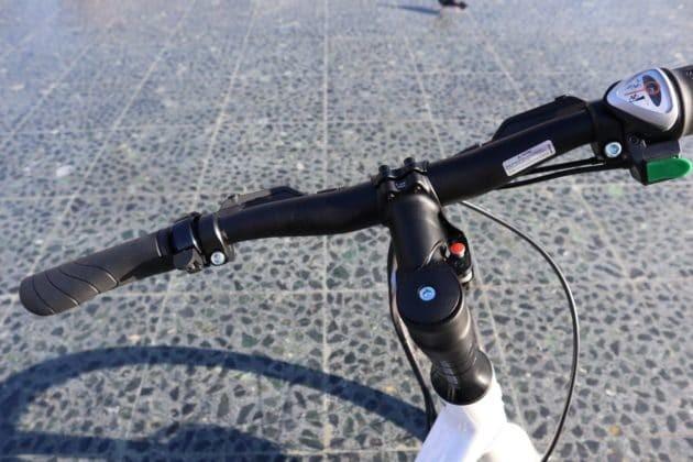 Acelerador bici electrica