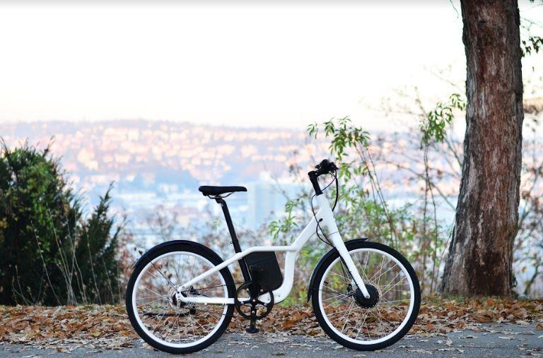Bicicleta eléctrica urbana Carmela
