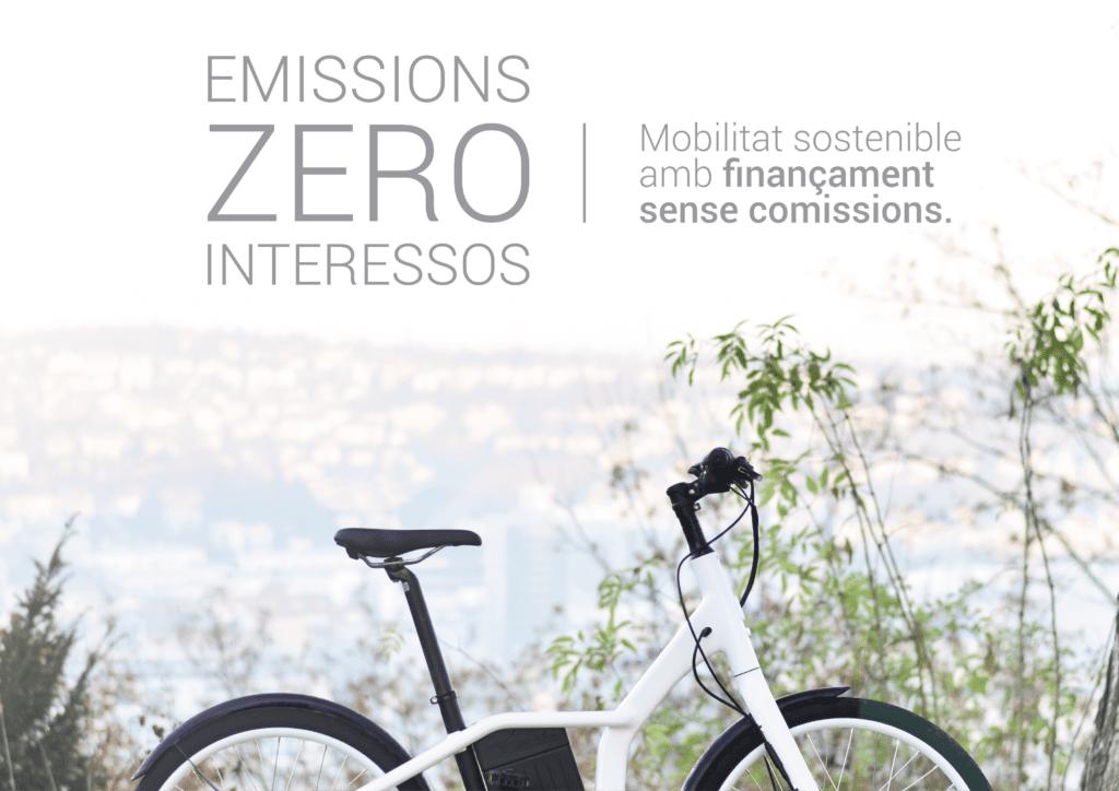 finançament bicicleta electrica