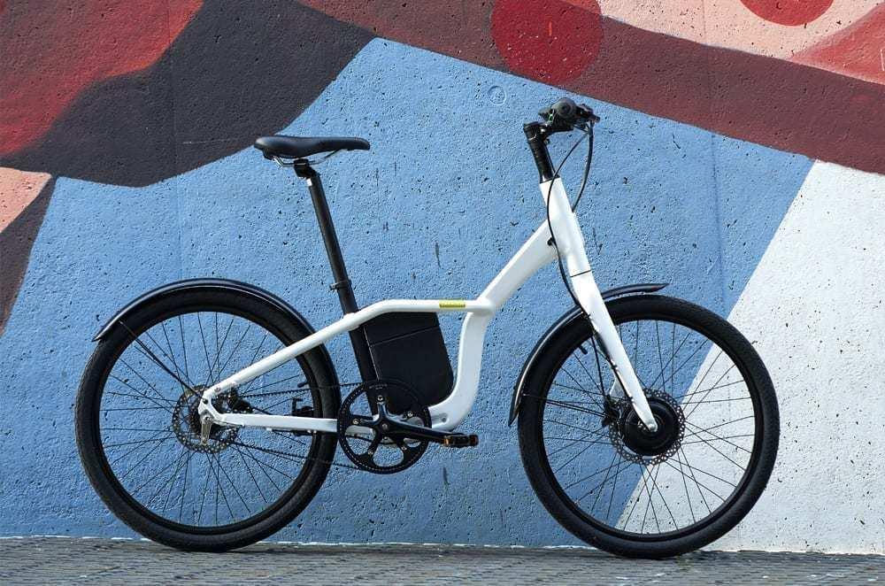 Carmela bicicleta eléctrica para ciudad