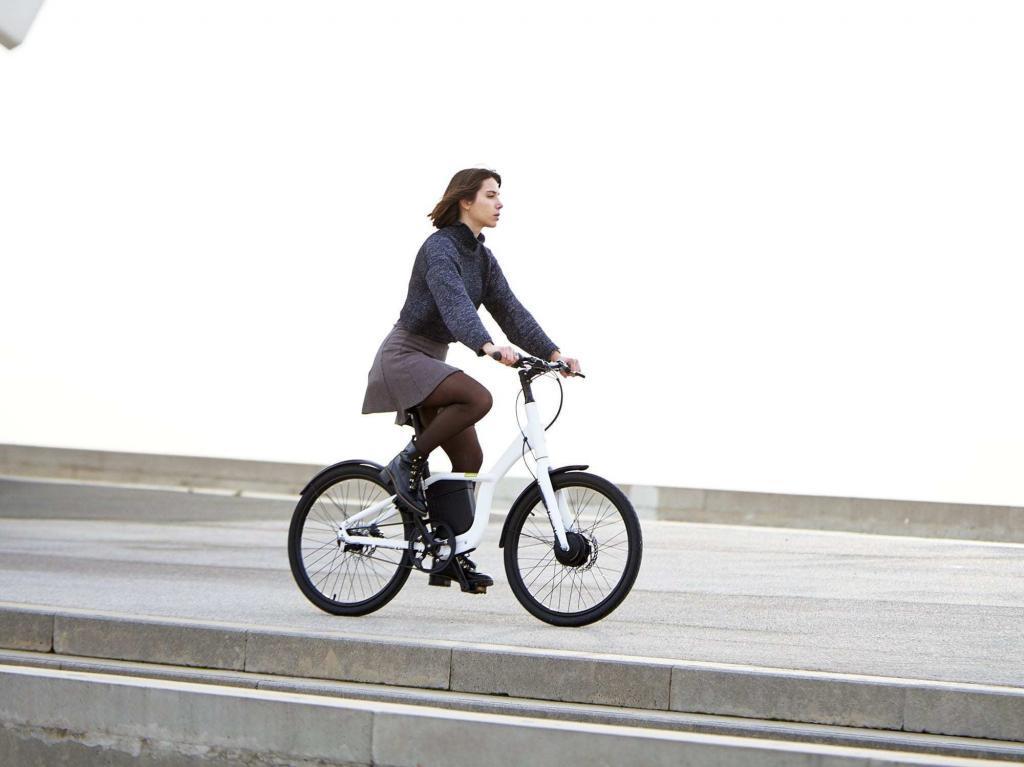 Cómo funciona una bici eléctrica